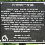 The Biggerstaff House, 7210 Oak Street