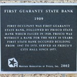 First Guaranty State Bank, 6891 Main St.