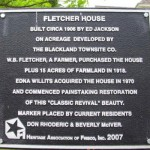 The Fletcher House, 7604 Oak St.
