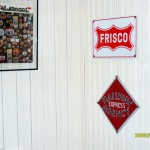 Frisco Railroad Depot