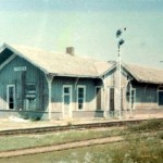 Original Frisco Railroad Depot