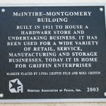 McIntyre/Montgomery Bldg, 6991 Main St.