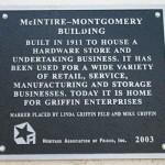 McIntyre/Montgomery Bldg, 6991 Main St.