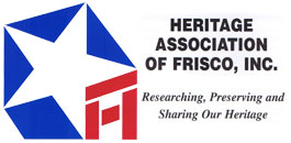 Heritage Association of Frisco, Inc.