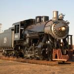 Restored Steam Engine