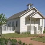 School House Exterior