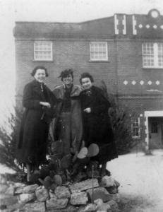 Frisco High School 1936