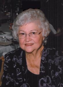 Wanda Barnes Bolin Warren