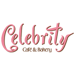 Celebrity Cafe & Bakery Logo