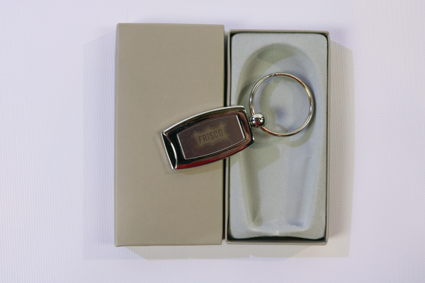 Key Chain with Frisco Logo in Box