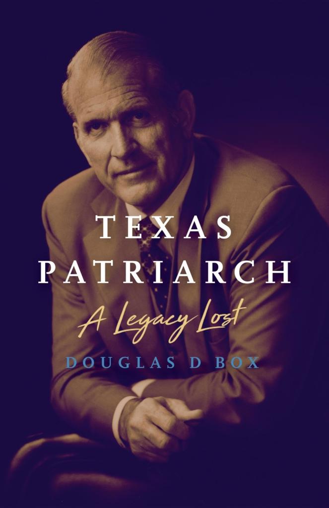Cloyce Box A Texas Patriarch Book Cover