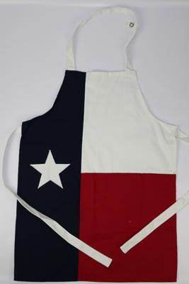Texas Flag Apron