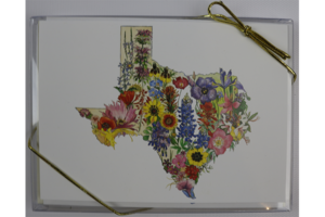 Texas Flowers Notecards