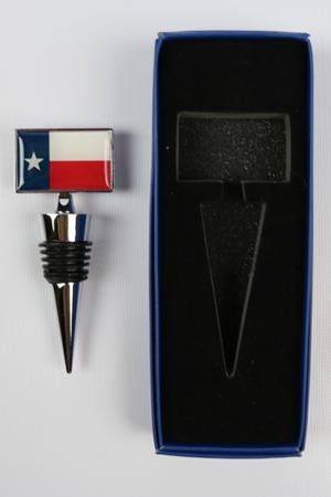 Texas Wine Bottle Stopper