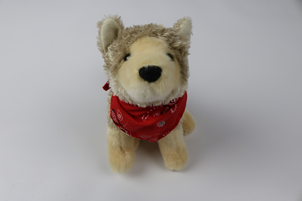 Trickster Coyote Plush Toy