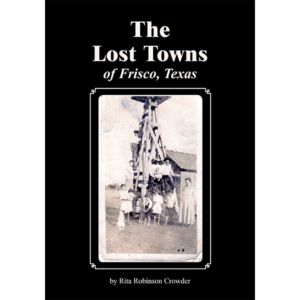 The Lost Towns of Frisco Front Cover